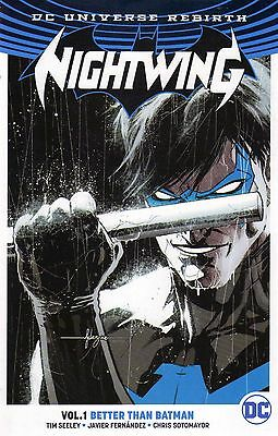 Nightwing Rebirth Tpb Vol 1: Better Than Batman - $9.99! - Lowest Price Online!