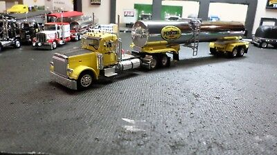 1/53 -1/50  Tonkin  379 Pete Day Cab & Tanker  Pennzoil