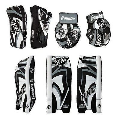 Franklin Sports NHL SX Comp 100 Junior Goalie - Small/Medium. Delivery is Free
