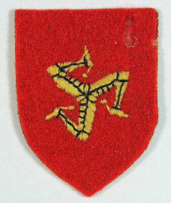 515h Light Anti-Aircraft Regiment R.A.(T.A) Embroidered Formation Sign Badge