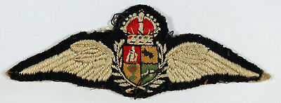 S.A.A.F. -  South African Air Force WW2 Pilot's Wings