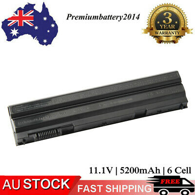 Battery for Dell Inspiron 15R-5520 15R-7520 17R-5720 17R-7720 E6420 8858X Power