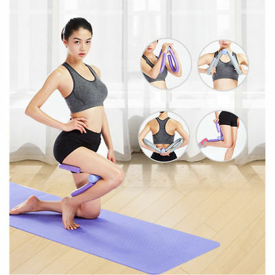 High Quality Leg Arm Muscle Fitness Thigh Master Sports Gym Yoga Workout