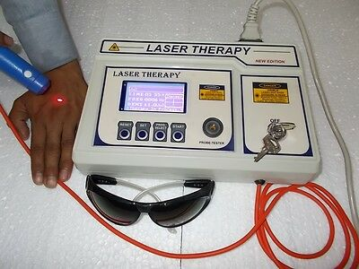 COMPUTERISED LASER THERAPY  different medical application Machine %%NJU