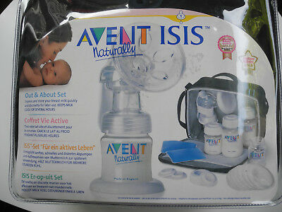 Philips Avent ISIS Naturally Handmilchpumpen SET