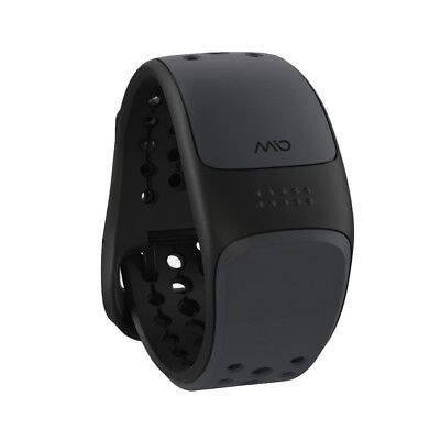 Mio Link Heart Rate Monitor Bluetooth ANT  Water Resistant Fitness Workout Track