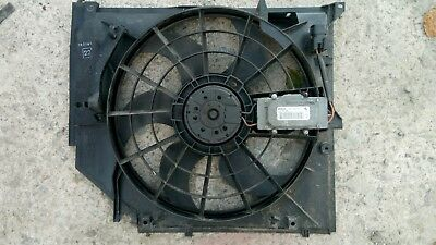 bmw e46 electric fan
