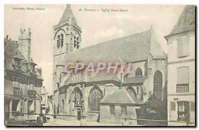 CPA Bourges Eglise Notre Dame
