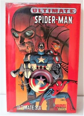 Marvel Deluxe - Ultimate Spider-Man Volume 5 ultimate Six - Panini Comics - NEW