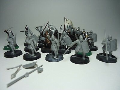 Games Workshop Lord Of The Rings Gondor Army Set 28 pieces *SEE DETAILS*
