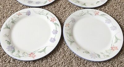 Royal Doulton Expressions Summer Carnival Dinner Plate Set Of 2