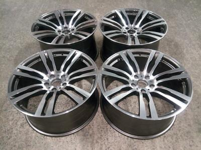 """20"""" BM820 Staggered Alloy Wheels Only Set of 4 to fit BMW X5 X6 (Ex-Display)"""