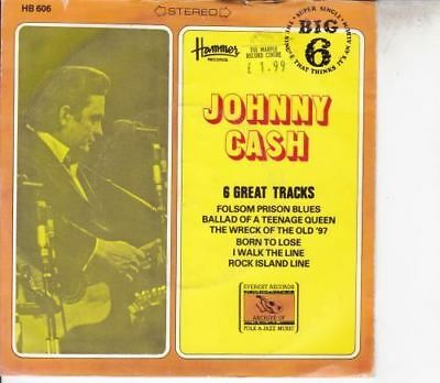 The Big Six : Johnny Cash