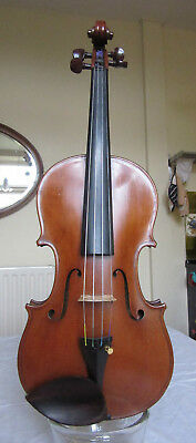 Antique Violin 1906 George A Chanot (Manchester)