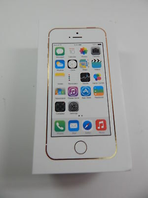 30 Lot iPhone 5s Retail Box with Accessories - Universal - GOLD - NO PHONE