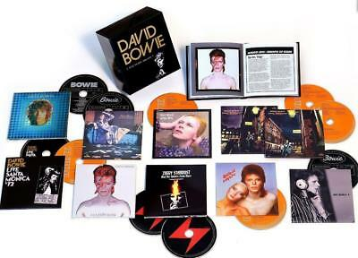 "Details about  NEW SEALED! David Bowie ""Five Years 1969-1973"" 12 CD Box Set Col"