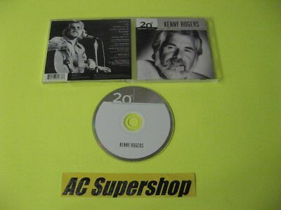 20th century masters the best of Kenny Rogers - CD Compact Disc