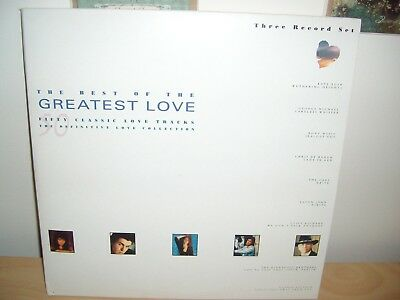 The Best Of The Greatest Love - 3 × Vinyl, LP,  George Michael Kate Bush