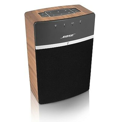 Balolo Walnut Real Wood Cover for Bose Sound Touch 10. Delivery is Free