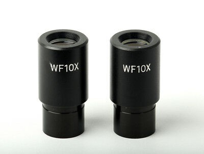Oculaire Champ Large WF10X pour microscope