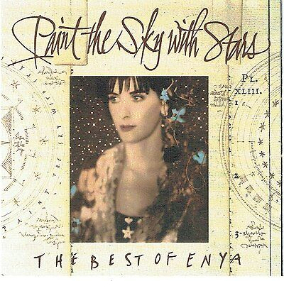 (CD) Enya – Paint The Sky With Stars -The Best Of Enya - The Celts, Book Of Days