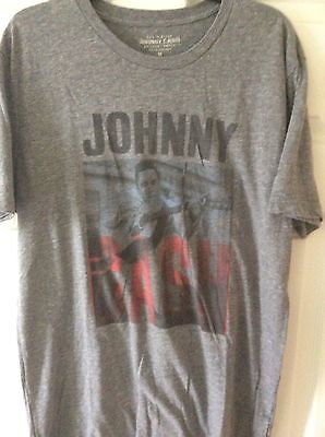 Johnny Cash vintage t-shirt, Men's size Medium, Man In Black by Lucky Brand
