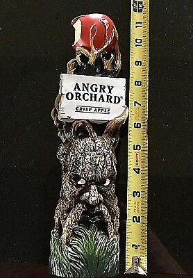 """Angry Orchard """"APPLE TREE"""" Beer Tap Handle"""