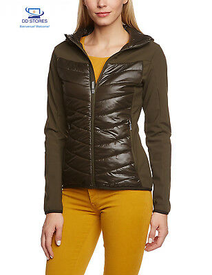 Killy, Giacca Softshell Donna Blusher, Verde (Deep Forest), 40