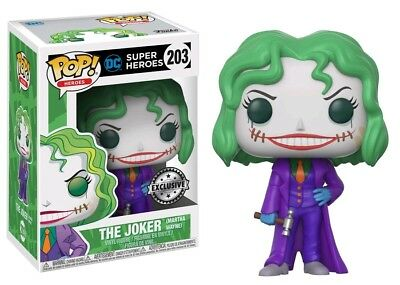 Batman Joker Martha Wayne US Exclusive Pop! Vinyl Figure By Funko