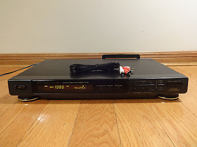 Fisher FM-9025 Studio Standard AM/FM Stereo Tuner TESTED 100% Works Great! CLEAN