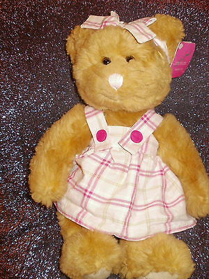 NEW with Tag ~  RUSS ~ Mary Kay Ash CHARITY BEAR'S~ * 4 TO CHOOSE FROM*        M