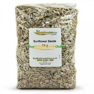 Sunflower Seeds 1kg. Buy Whole Foods Online Ltd. Free Shipping