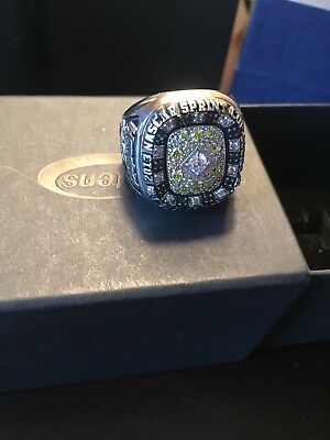 Jimmie Johnson Lowes Hendrick 2013 Nascar Championship Pit Crew Ring