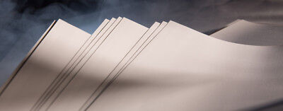 25 Sheets of Teslin Paper (BrainstormID) - Discounted from Office Warehouse