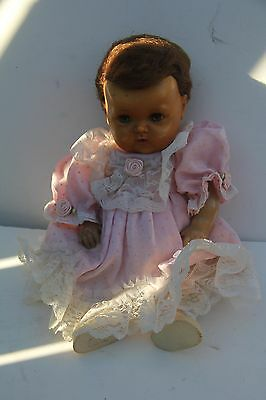 Vintage American Character Doll As Is Baby
