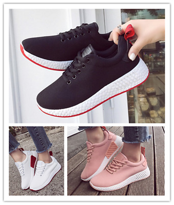 2017 Fashion New Women's Sneakers Sport Breathable Casual Running Shoes
