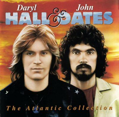 HALL DARYL JOHN OATES - Atlantic - CD - Best Of - **BRAND NEW/STILL SEALED**