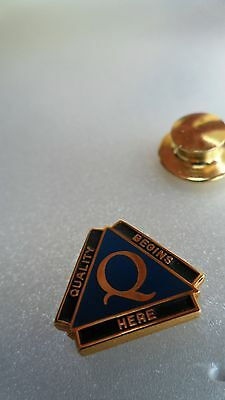 COLLECTABLE---ORGANIZATION-PIN-10K [GOLD FILLED]--Quest
