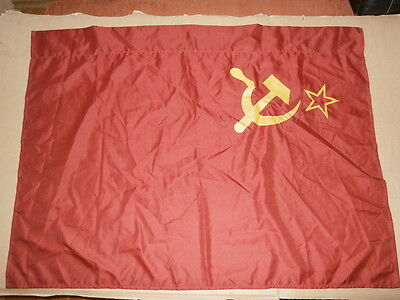 old red ensign Flag USSR  Russia Soviet
