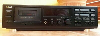 Akai DX-49  Tapedeck int. shipping & paypal available