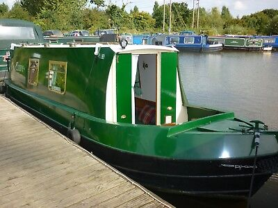 29ft XR&D Trad Narrowboat with Nanni Diesel & Full Repaint in 2015