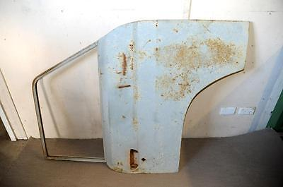 Nissan E23 Urvan front drivers side door shell nos