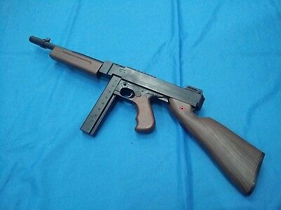 Thompson M1A1 dummy toy WWII reenactment costume smg cosplay submachine gun
