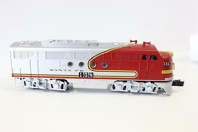 Lionel O scale  Santa FE FT diesel locomotive (test run only )