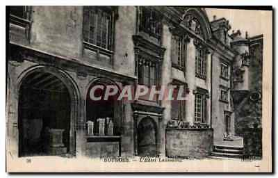 CPA Bourges L'Hotel Lallemand