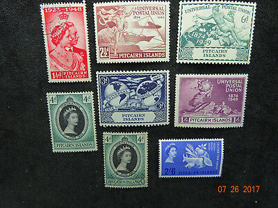 Stamps Pitcairn Island