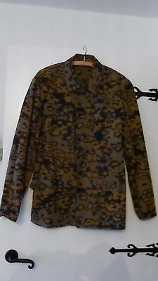 German Repro oak leaf camo jacket m43