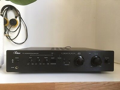 AERON A2 Integrated Stereo Amplifier Receiver - Made in Italy - Hi-Fi -
