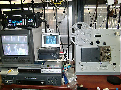 Du All Camera HD Digital Film Telecine transfer to Pro Res 4:2:2 QUick time file