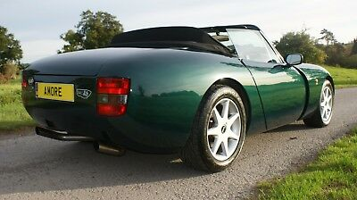 Great Value TVR Griffith 500 with extra ooomph!! This one will fly - be quick...